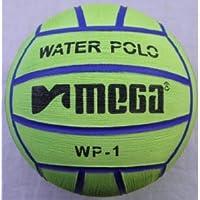 Mega, pallone per pallanuoto, di colore verde, taglia 1