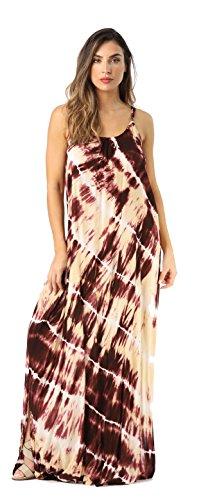 Sundress Cover - Riviera Sun 21775-CHO-3X Summer Dresses Maxi Dress Sundresses For Women