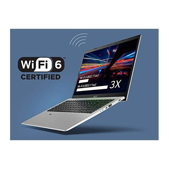 "Acer Aspire 5 A517-52-59SV, 17.3"" Full HD IPS Display, 11th Gen Intel Core i5-1135G7, Intel Iris Xe Graphics, 8GB DDR4, 512GB NVMe SSD, WiFi 6, Fingerprint Reader, Backlit Keyboard"