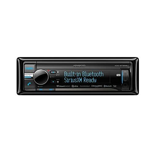 Image of CD Players Kenwood KDC-BT858U In-Dash 1-DIN CD/MP3 Receiver with Bluetooth