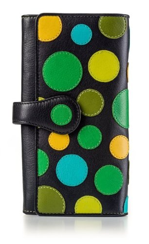 visconti-p2-neptune-soft-womans-leather-wallet-purse-with-polka-dots-lily-pad