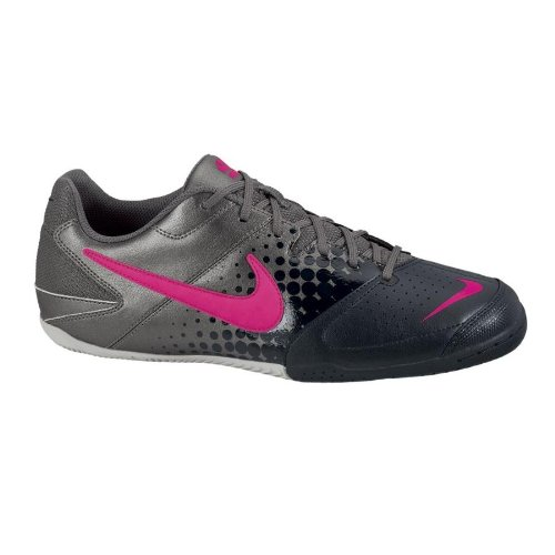 Cheap NIKE 5 Elastico Indoor (Metallic Dark Grey/Cherry) (12)