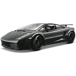 Maisto 1:18 Scale 2007 Lamborghini Gallardo Superleggera Diecast Vehicle (Colors May Vary)