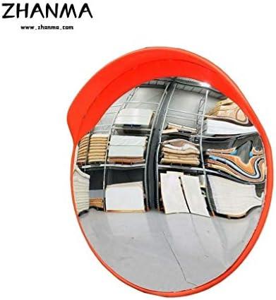 カーブミラー 取りつけ金具を含む交通安全凸PCミラー屋外道路ドライブウェイラウンドの安全性は、ミラー45センチメートル60センチメートル80センチメートル100センチメートル、 RGJ3-11 (Size : 450mm)