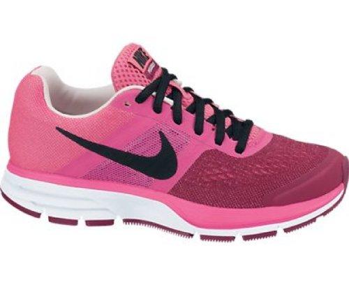 Nike - Zapatillas de running para niño rosa - rosa y negro