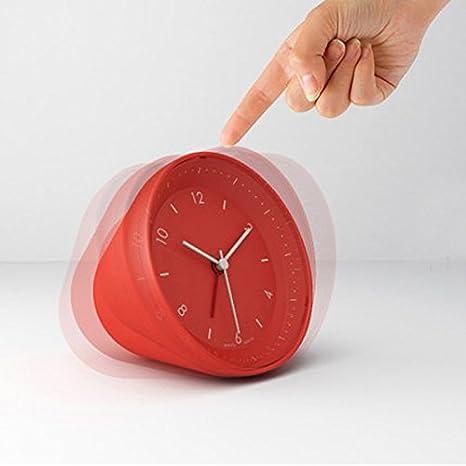 DFGDF Creative Jelly Gravedad Sensor de Alarma Las alarmas ...