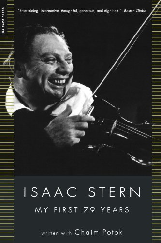 My First 79 Years: Isaac Stern