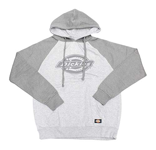Dickies Men's Regular Fit Hooded Fleece Pullover