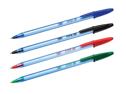 stylo bic cristal soft