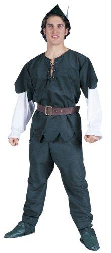 Adult Deluxe Robin Hood Halloween Costume - Adult Std. -