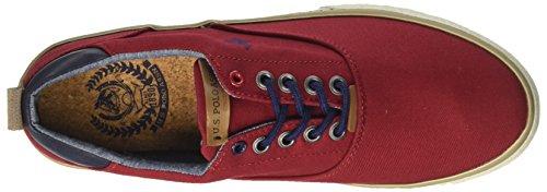 ASSN S Uomo U POLO Rosso Theo Sneaker EqFFBwpx