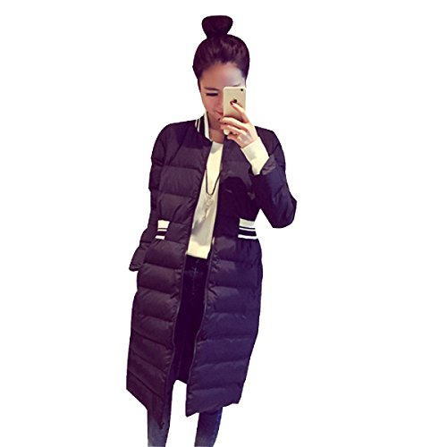 Outwear Section Winter Cotton Down Self Long Eiderdown B Coat Baseball Clothes Thickening cultivation Down Jacket nihiug Suits Coat FZ5wB
