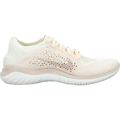 de Rust 2018 Beige Pink Running Particle Ice Sail Femme RN 001 Guava Nike Chaussures Flyknit Multicolore Free wqx7X7T6t