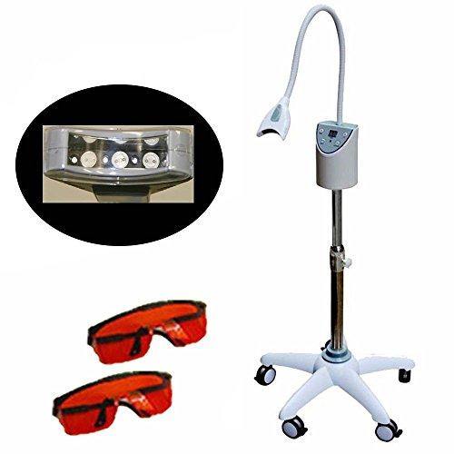 Superdental Original Dental Teeth Whitening System Bleaching LED Light Lamp MD666 CE for Clinic