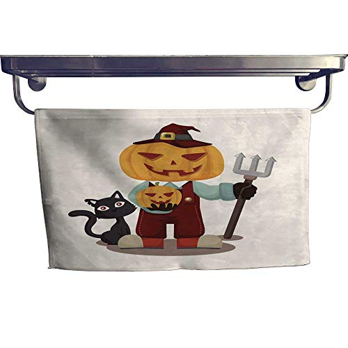Suchashome Beach Towels Halloween Party Costume Theme Elements