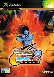Capcom Vs. Snk 2 EO - Millionaire Fighting 2001 - Xbox ...