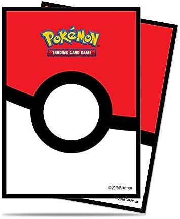 Ultra Pro 14575 - Pack de 65 Fundas para Cartas Pokémon con Estampado de Pokeball: Amazon.es: Juguetes y juegos