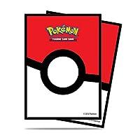 Ultra Pro Custodie protettive, 14575, Pokemon, Poke Ball Deck (confezione da 65)