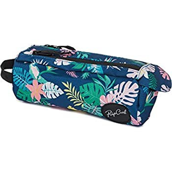 Amazon.com : Rip Curl Flora 2P Pencil Case in Blue : Office ...