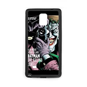 Fayruz- Personalized Batman Joker Protective Hard Rubber Phone Case for Samsung Galaxy Note 4 Note4 Cover I-N4O273