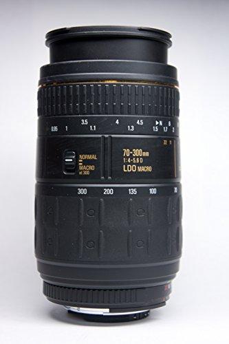 Quantaray Tech-10 NF AF 70-300mm f4.0-5.6 Zoom Nikon Auto Focus Lens (Quantaray Tech 10 Nf Af 70 300mm)