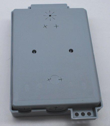 7''x5''x1.5'' OUTDOOR CABLETEK ENCLOSURE PLASTIC GRAY CASE UTILITY CABLE BOX MTE-S by CABLETEK (Image #3)