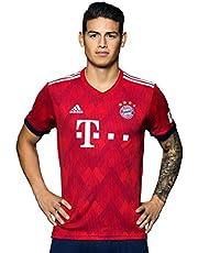 FC Bayern München Trikot Home, Rückennummer mit Unterschrift Flock, Jersey 18/19