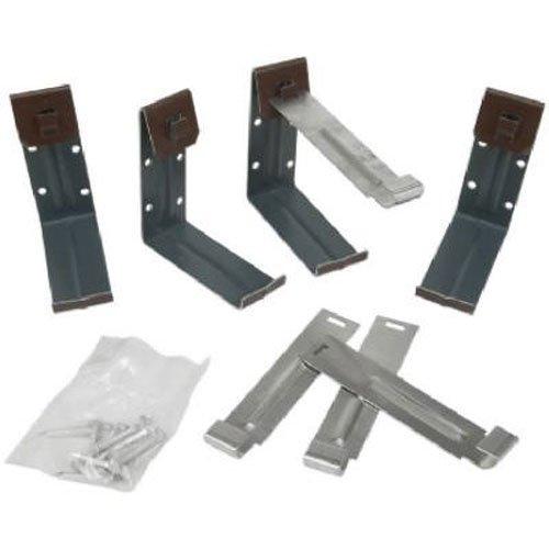 4 fascia brackets - 2