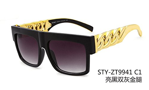 Sunglasses Sunglasses JUNHONGZHANG Fashion De Twist H Ladies UN Sunglasses Gafas Sol Fashion CqcSzqwFx7