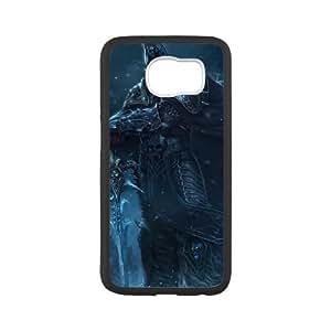 arthas menethil Samsung Galaxy S6 Cell Phone Case Black 53Go-412977