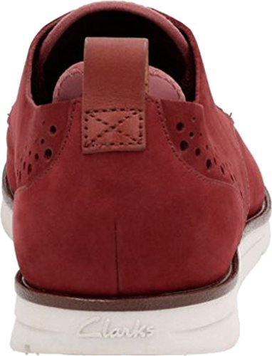 Clarks Men's Trigen Lace Up Sneaker Rust Nubuck low price cheap online bTdxR3Qd