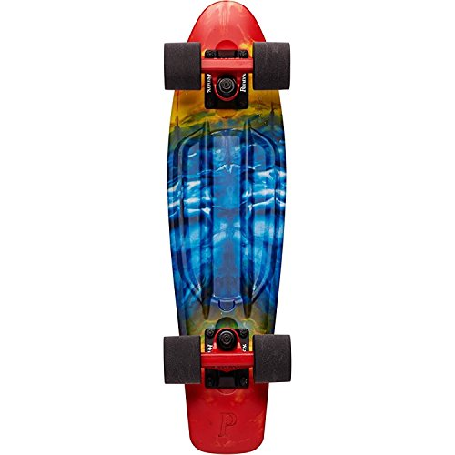 Penny Graphic Skateboard - Rainbow Bridge - Rainbow Skateboard Penny