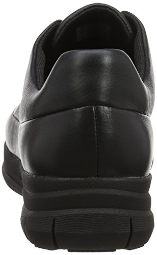 Pop Sporty Uomo Black All 090 Sneaker Fitflop Perforated Nero A5wIx1BBqd