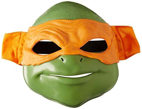 Teenage Mutant Ninja Turtles Michelangelo Movie Deluxe Mask Action Figure