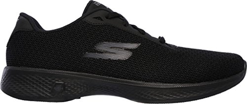Shoe Glorify Black Women's Go 4 Skechers Walking 6fWXwntqqx