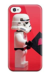 Durable Star Wars Back Case/cover For Iphone 4/4s