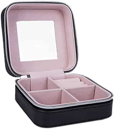 0f64bde920195 Shopping Velvet - Black - Under $25 - Jewelry Boxes - Jewelry Boxes ...