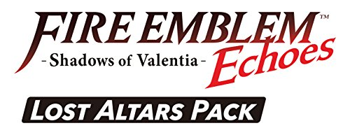 Fire Emblem Echoes: Shadows of Valentia Lost Altars Pack - 3DS [Digital Code]