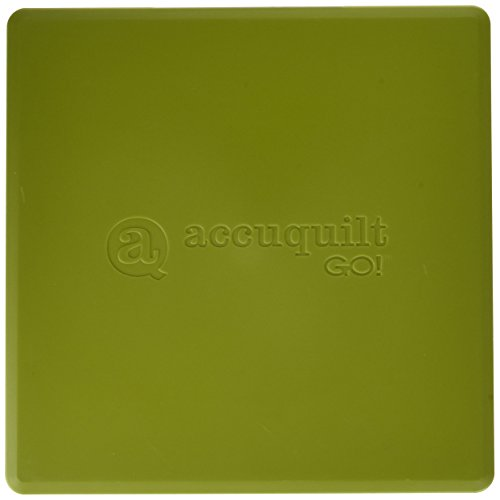 AccuQuilt GO Fabric Cutting Dies; 8-1/2 inch; Rag Square