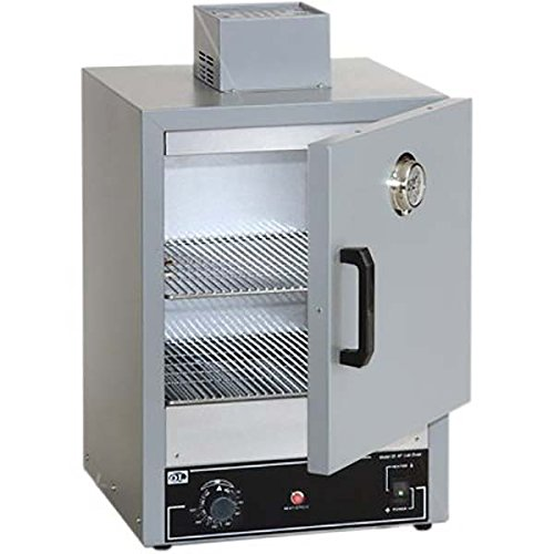1500W Capacity 12.5Amps 2.86 Cu 20x35x16 Ft 120V Quincy 40AF-DS Lab Forced Air Oven Max Temp 232C