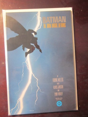 Batman the Dark Knight Returns #1 First Print