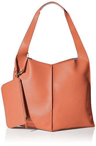 Danielle Nicole Catalina Hobo Bag - Coral - One Size