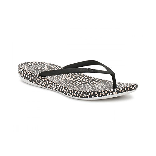 467 Noir black Fitflop Tm Bubbles Flipflop Iqushion Femme Tongs Ergonomic xq1TOq7Z