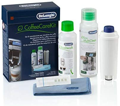 Delonghi Coffee Care - Kit de mantenimiento para cafetera ...