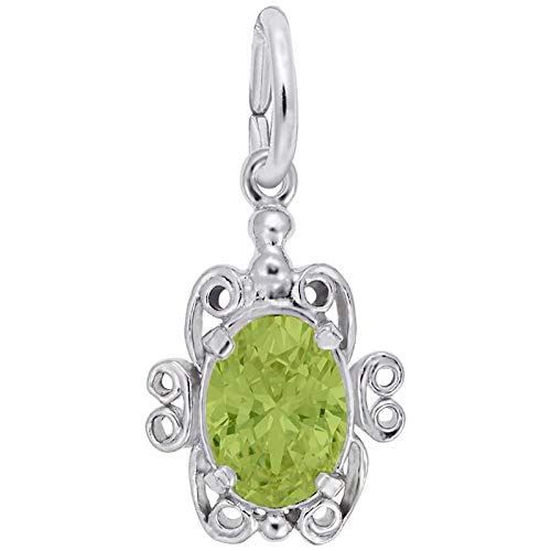 Rembrandt Charms August Charm, Sterling ()