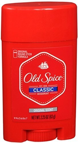 Old Spice Classic Deodorant Stick Original Scent 2.25 Oz by Old Spice -  P&G-BEAUTY, 4758930