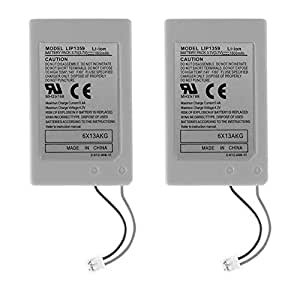 XCSOURCE Fast Charging Rechargeable Battery with USB Cable for PS3 Controllers AC1746