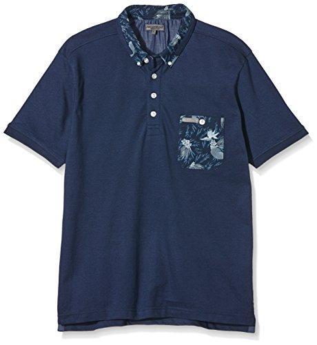 Voi Kansas - Polo Hombre Azul (Mood Indigo)