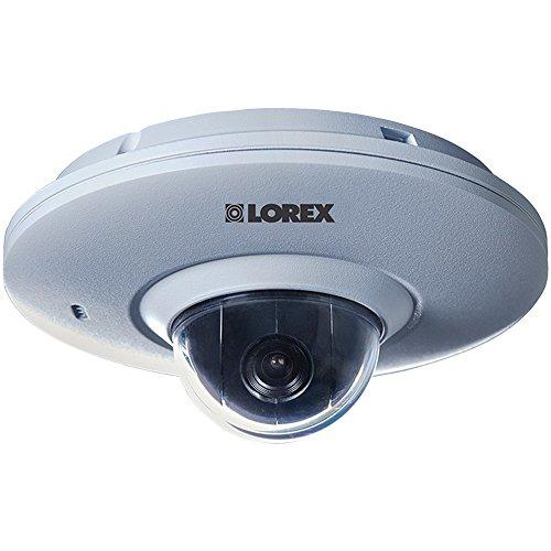 (LOREX LNZ3522RB Micro 1080p HD Pan/tilt Security Camera (Black))