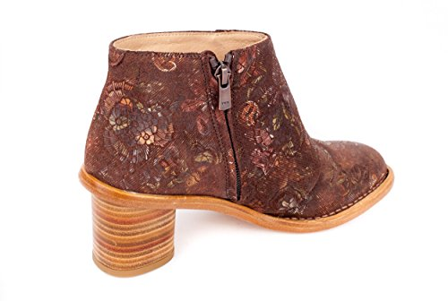 Neosens Damen Debina Stiefeletten Ankle Boots Braun Gr. 37